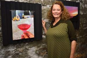 Jo Ahearne's Wine Workshop Held in Zagreb