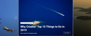 Meet Total Croatia, a New Info Site: Croatia in 100 Pages
