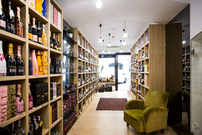 New Wineshop Opens in Zagreb