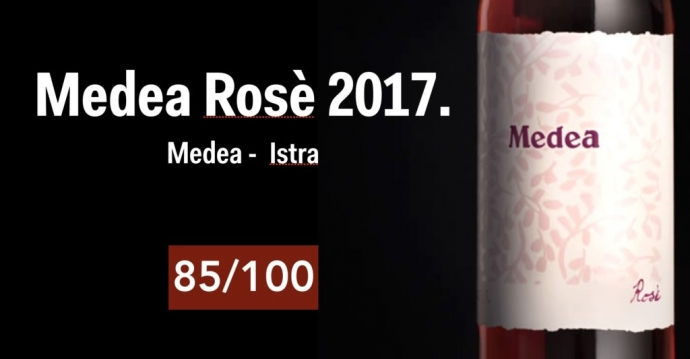 Medea Just Released a Stiffer Rosé
