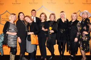 Veuve Clicquot Business Woman Award Presented in Zagreb