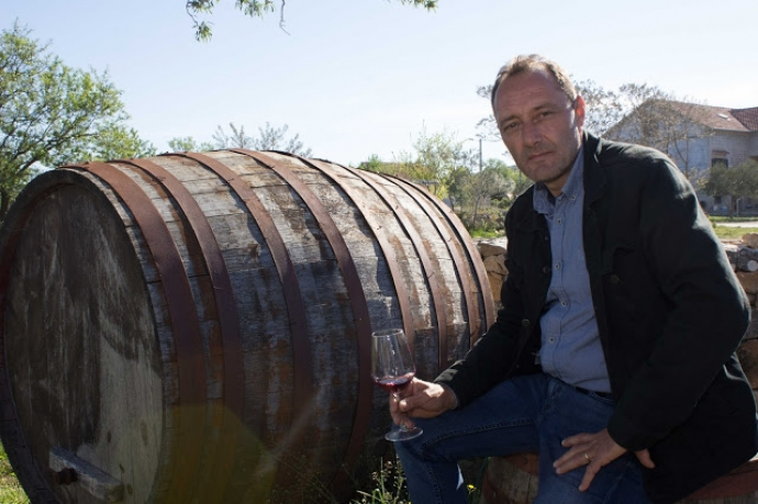 Croatian Winemakers: Željko Vrsaljko – From AC&DC to Dire Straits to Firefighting and Nadinska Rana