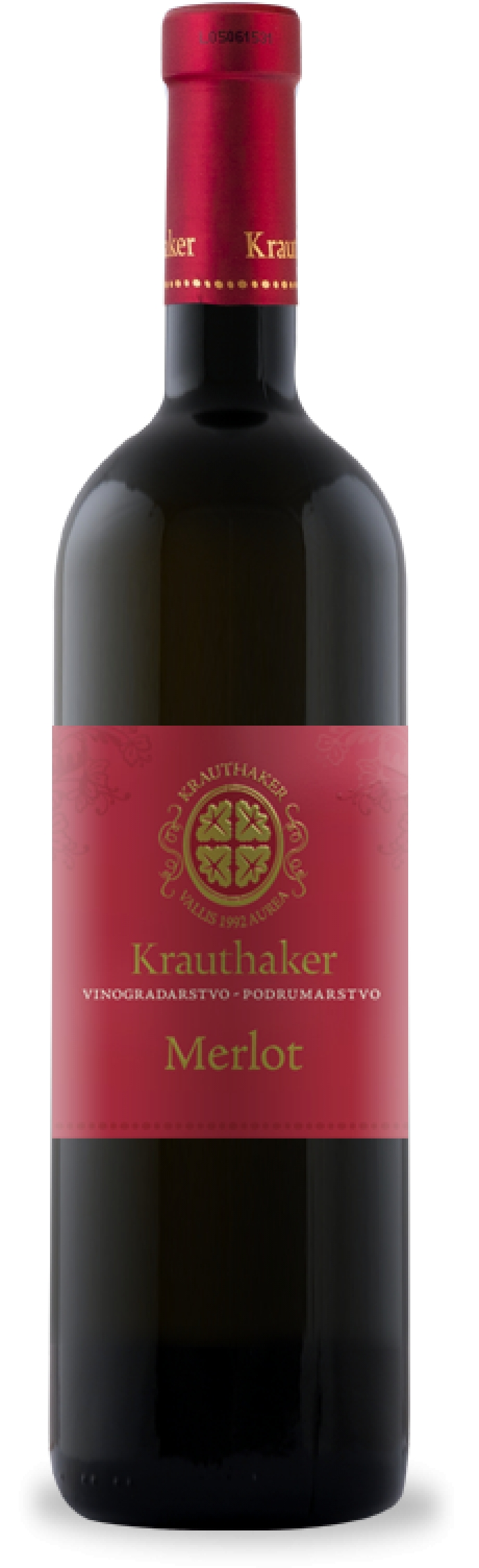 Five Stars for a Late Harvest 2012 Merlot by Vlado Krauthaker