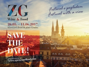 ZG Wine&Food and Bubbles Festivals Announced