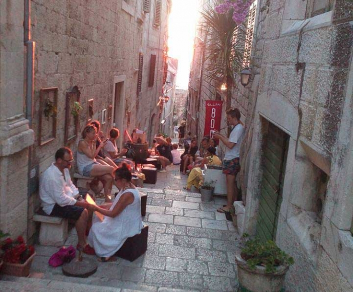 Wine Bars in Croatia: 800 in Korčula