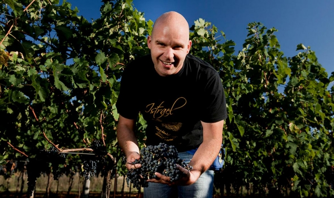 Croatian Winemakers – Ivan Damjanić: New Member of Istrian Hall of Fame
