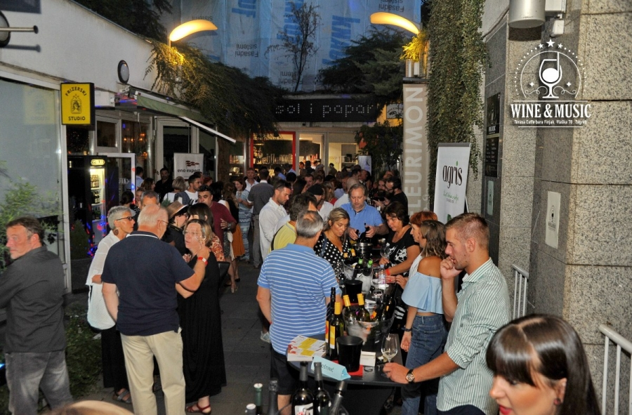 Total Croatia Wine - Second Zagreb Wine & Music to be Held
