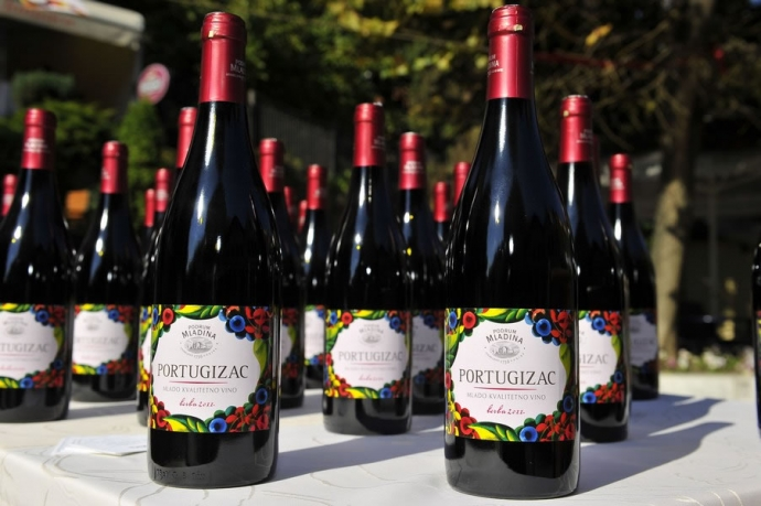 The Grapes of Croatia: Portugizac