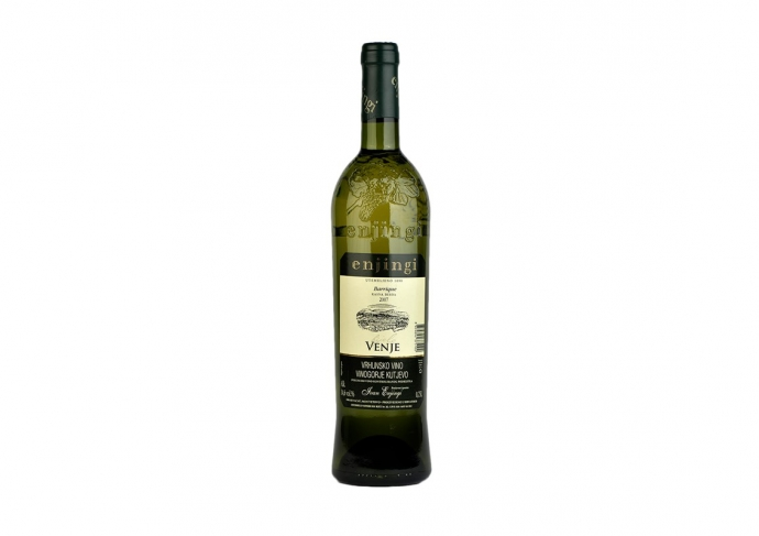 Wine of the Week is the White Venje 2008