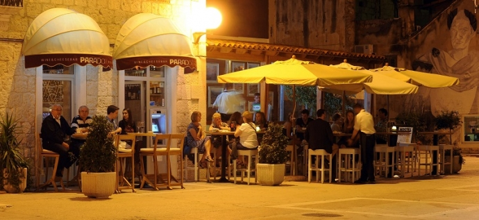 Winebars in Croatia