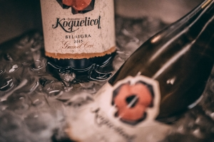 Domaine Koquelicot and Noel Team up for Sensual Dinner