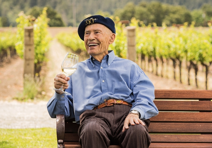 Miljenko Mike Grgich is The Biggest Wine Professional of The US