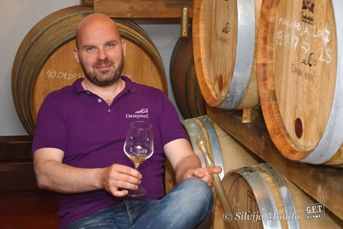 Croatian Winemakers: Ivan Damjanić, Fuškulin in Istria