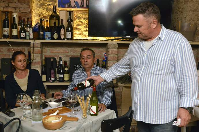 Wine Tuesdays Launched at Bornstein Wine Shop and Bar