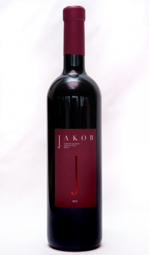 The 2012 Jakob is the Wine of the Week, a Slavonian Red Which will Only Get Better with Age