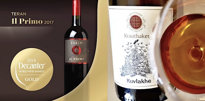 Gold Medals Keep Rolling in For Croatian Wines